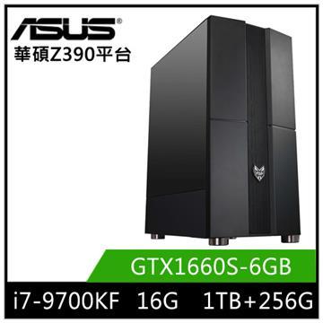 華碩平台[飛廉之月]i7八核獨顯SSD電腦