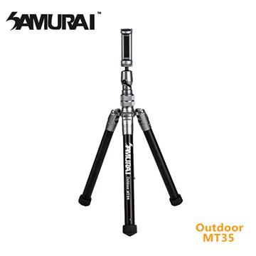 SAMURAI Outdoor 反折鋁合金腳架