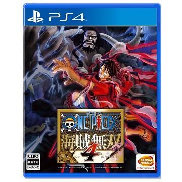 PS4 ONE PIECE 海賊無雙4 中文版 PLAS-10522