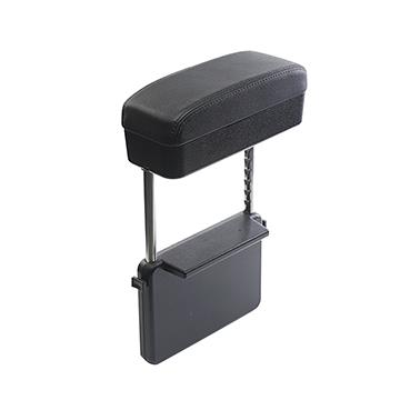 【安伯特】釋壓椅縫收納置物盒(2入)-黑