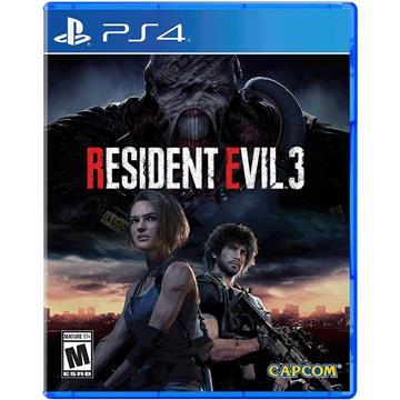 PS4 惡靈古堡3 重製版 中文一般版