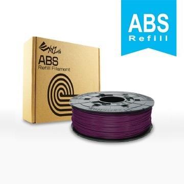 XYZ Printing 3D列印ABS線材補充包(葡萄紫)