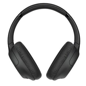 SONY WH-CH710N無線藍牙耳罩式耳機-黑