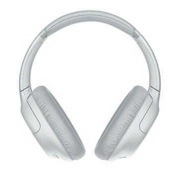 SONY WH-CH710N無線藍牙耳罩式耳機-白