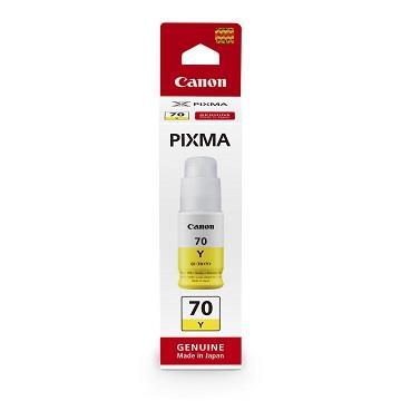 佳能Canon GI-70Y 黃色墨水瓶