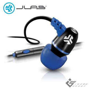 JLab Metal 入耳式耳機 藍