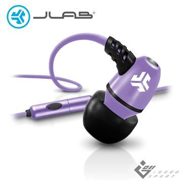 JLab Metal 入耳式耳機 紫