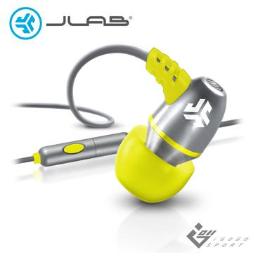 JLab Metal 入耳式耳機 黃