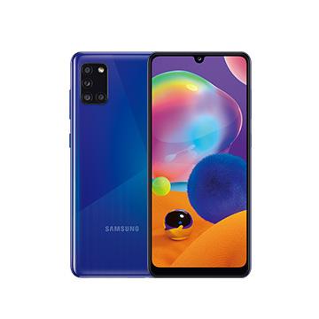 SAMSUNG Galaxy A31 藍