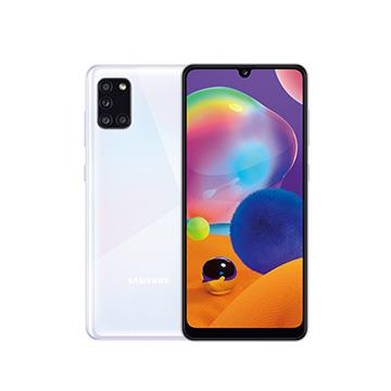 SAMSUNG Galaxy A31 白