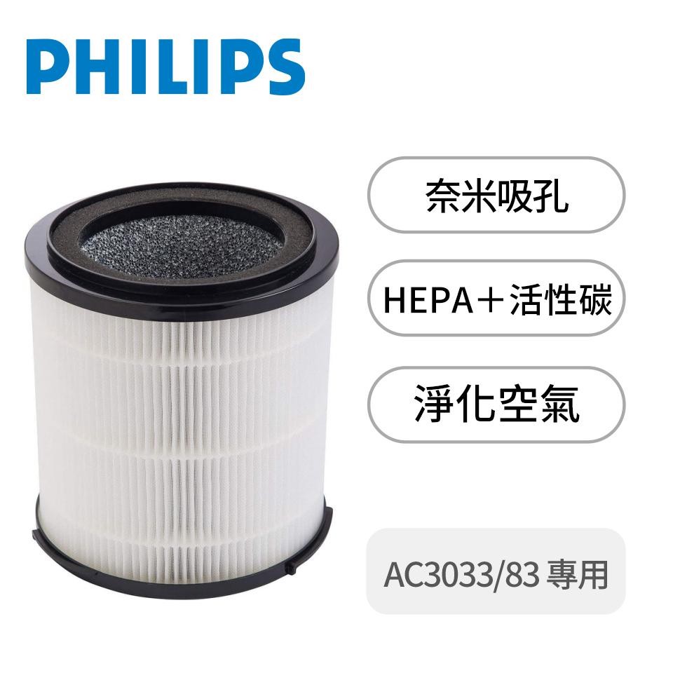 飛利浦PHILIPS Nano Protect濾網(AC3033/83用)