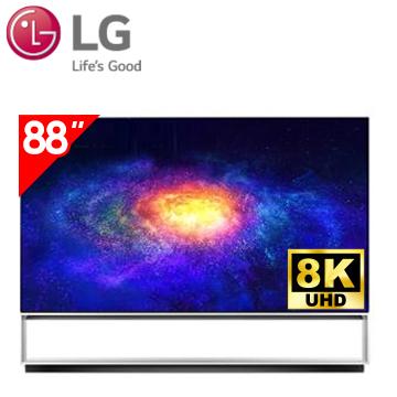 樂金LG 88型 OLED 8K AI語音物聯網電視 OLED88ZXPWA