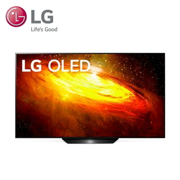 LG 55型OLED 4K AI語音物聯網電視 OLED55BXPWA