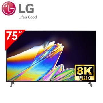 LG 75型1奈米真8K AI語音物聯網電視