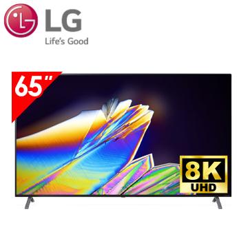 LG 65型1奈米真8K AI語音物聯網電視