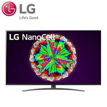 LG 49型1奈米4K AI語音物聯網電視 49NANO81WNA