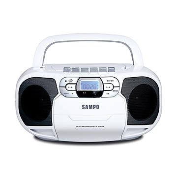 SAMPO USB/錄音手提CD音響