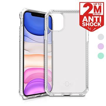法國ITSKINS iPhone 11 防摔保護殼-晶透