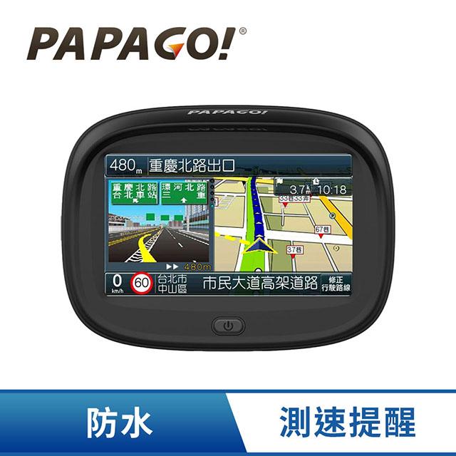 PAPAGO WayGo M10 重機衛星導航機
