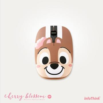 贈品-infoThink 光學滑鼠(奇奇)