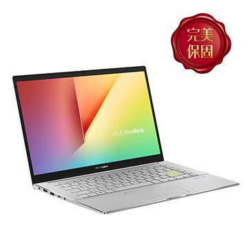 華碩ASUS S433FL-白 14吋筆電(i5-10210U/MX250/8GD4/512G+32GOp)