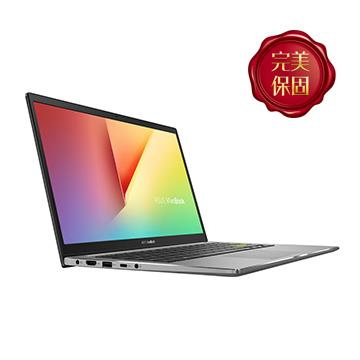 ASUS S433FL-黑 14吋筆電(i5-10210U/MX250/8GD4/512G+32GOp)