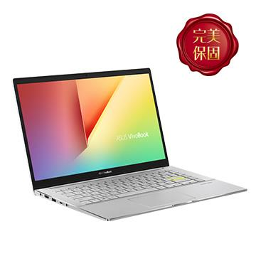 華碩ASUS S433FL-白 14吋筆電(i7-10510U/MX250/8GD4/512G+32GOp) S433FL-0128W10510U