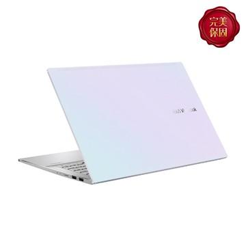 ASUS華碩 Vivobook S15 筆記型電腦 白 (W10/i7-10510U/15F/2502G/8GD4/512S) S533FL-0088W10510U