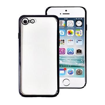 Tucano iPhone SE 超薄PC硬式保護殼-黑
