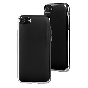 Tucano iPhone SE 全機防護TPU保護殼-黑