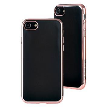 Tucano iPhone SE 全機防護TPU保護殼-粉