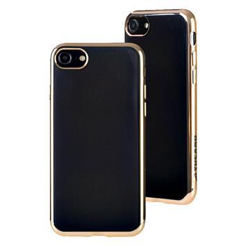 Tucano iPhone SE 全機防護TPU保護殼-金