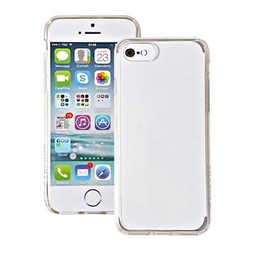 Tucano iPhone SE PC+TPU雙料保護殼-金