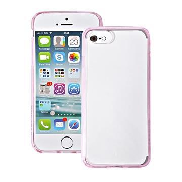 Tucano iPhone SE PC+TPU雙料保護殼-粉
