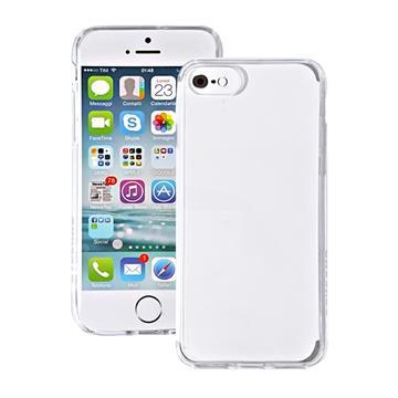 Tucano iPhone SE PC+TPU雙料保護殼-透明