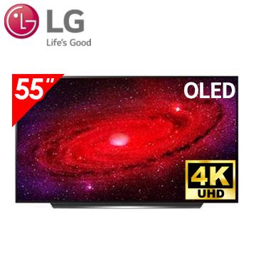 樂金LG 55型 OLED 4K AI語音物聯網電視