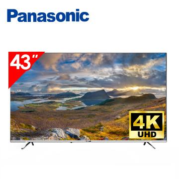 國際牌Panasonic 43型 4K智慧聯網顯示器