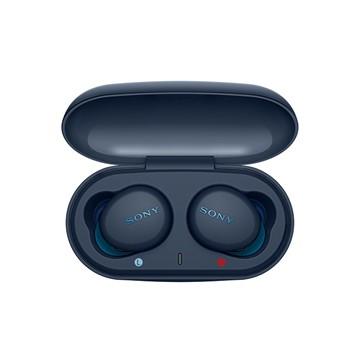 SONY WF-XB700真無線藍牙耳機-藍