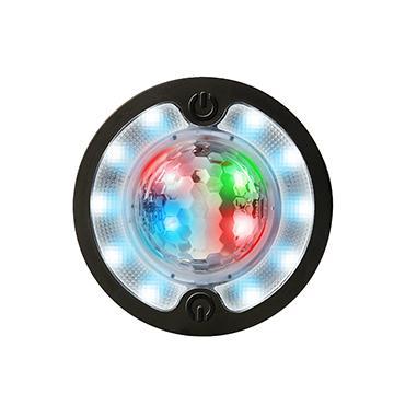 【OMyCar】磁吸LED充電觸控燈 聲控款