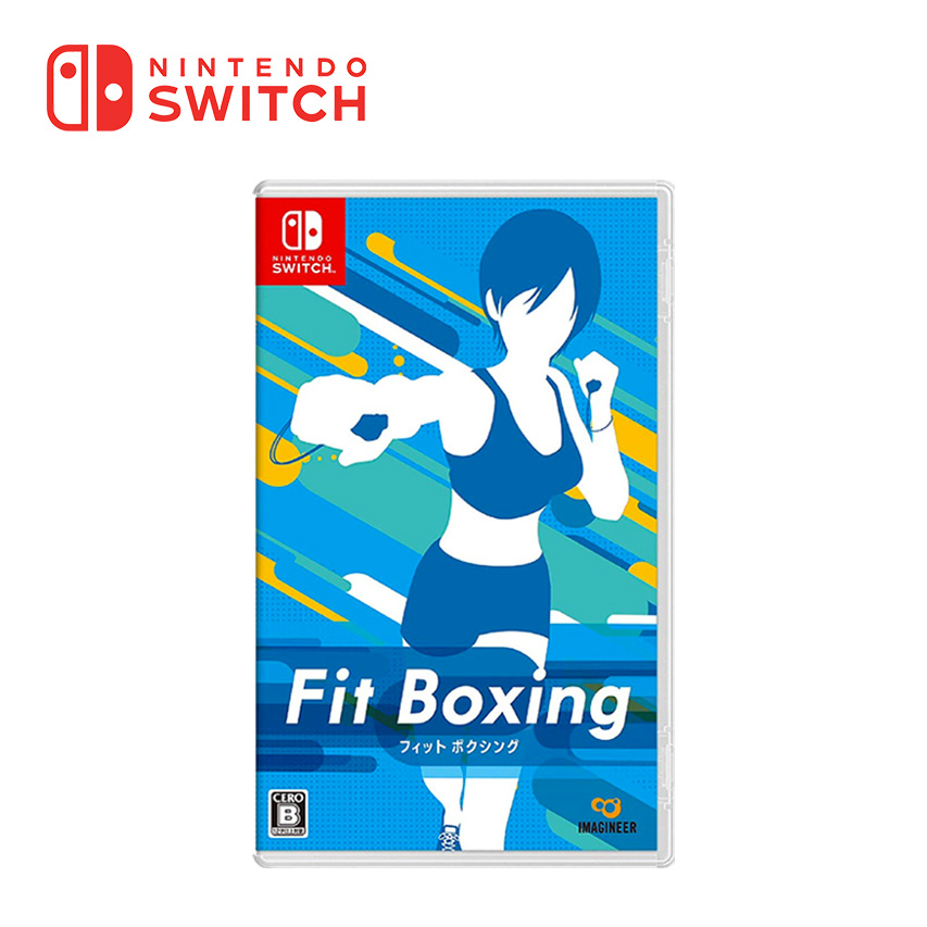Switch FITNESS BOXING 中文版