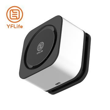 YFLife AIRbox奈米光觸媒車用空氣淨化器 銀