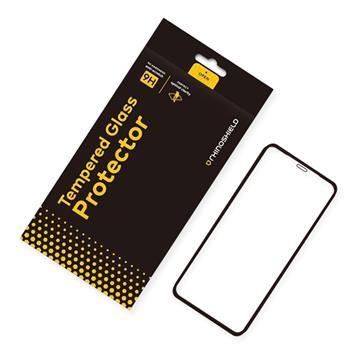 犀牛盾rhinoshield iPhone 7/8/SE 3D玻璃保護貼-黑