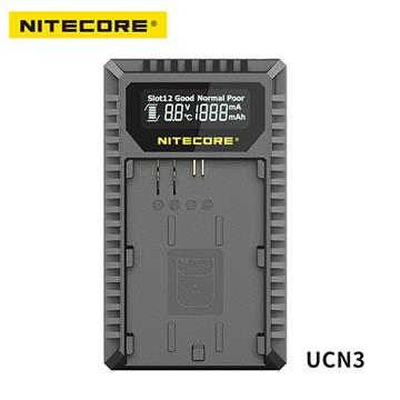 Nitecore 液晶顯示充電器