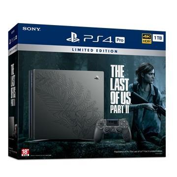 PS4 Pro 最後生還者2原創設計 同捆組 PCAS-05139TA