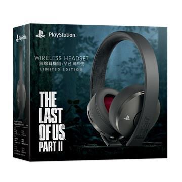 PS4 最後生還者2 限定版無線耳機組