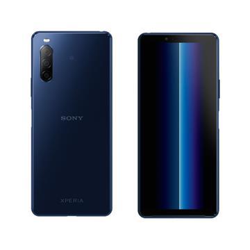 索尼SONY 智慧型手機 Xperia 10 II 藍 XQ-AU52
