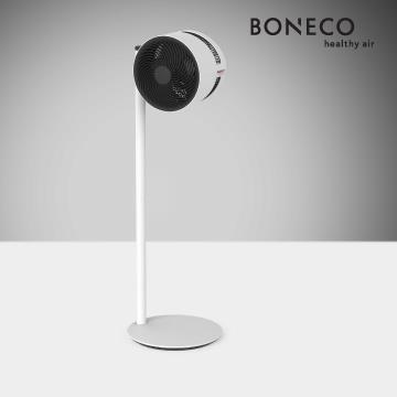 BONECO低噪聚風循環扇(白)
