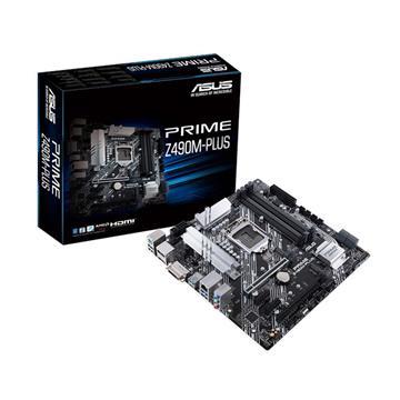 華碩 PRIME Z490M-PLUS 主機板 PRIME Z490M-PLUS