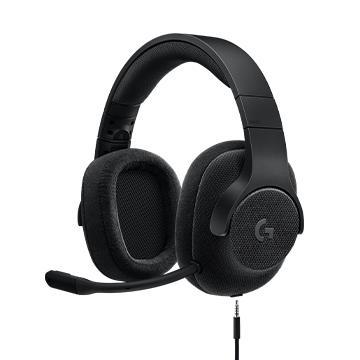 羅技 G433 7.1聲道無線RGB電競耳機麥克風