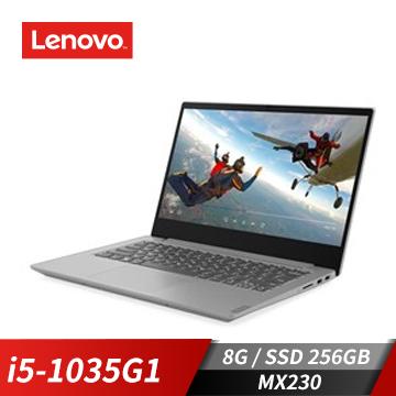 Lenovo聯想 IdeaPad S340筆記型電腦(i5-1035G1/MX230/8GB/256GB)